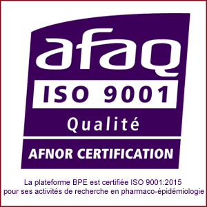 Certification ISO9001-2015