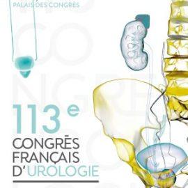 Présentation Résultats Etude Camerra au 113° Congrès Français d'Urologie