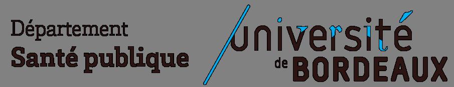 Logo Département Santé Publique