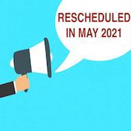 BPE Festival 2020 postponed to 2021